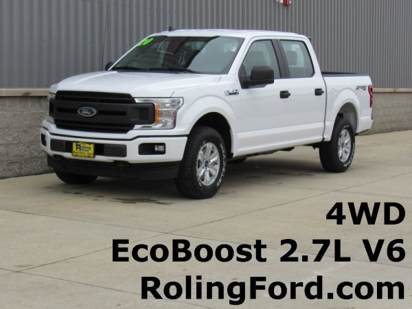 2020 Ford F-150 in Shell Rock, IA