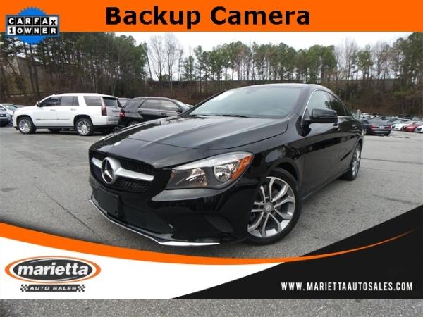 2017 Mercedes-Benz CLA in Marietta, GA