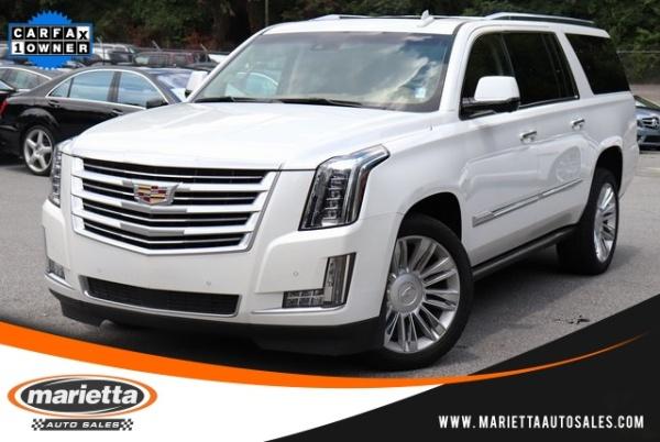 2016 Cadillac Escalade in Marietta, GA