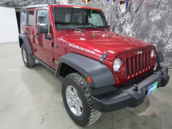 2012 Jeep Wrangler in Dickinson, ND