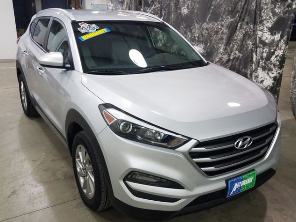 2018 Hyundai Tucson in Dickinson, ND