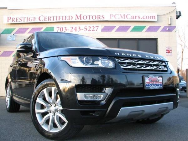 2014 Land Rover Range Rover Sport in Falls Church, VA