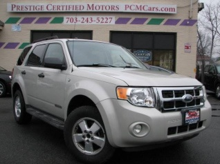 2008 Ford Escape Xlt V6 Automatic 4wd For In Falls Church Va