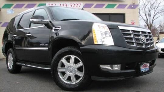 2012 Cadillac Escalade Standard