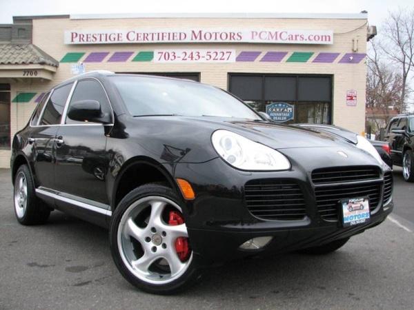 2004 Porsche Cayenne in Falls Church, VA