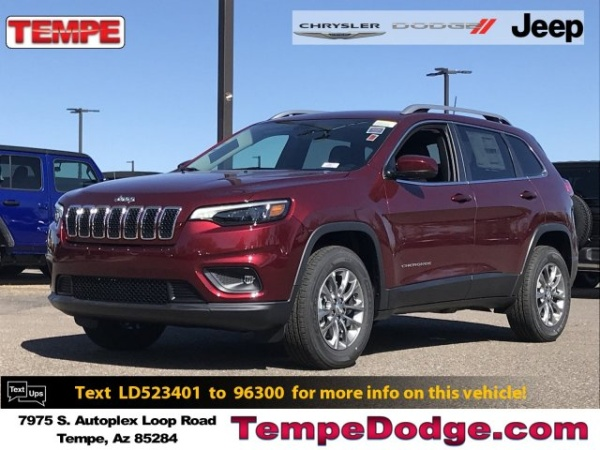 2020 Jeep Cherokee in Tempe, AZ