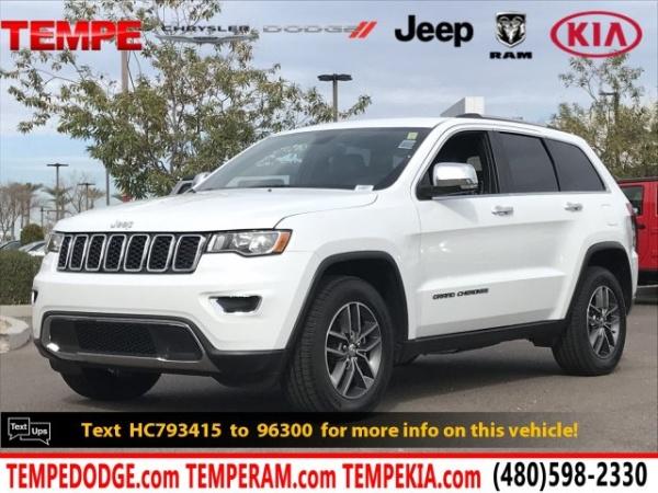 2017 Jeep Grand Cherokee in Tempe, AZ