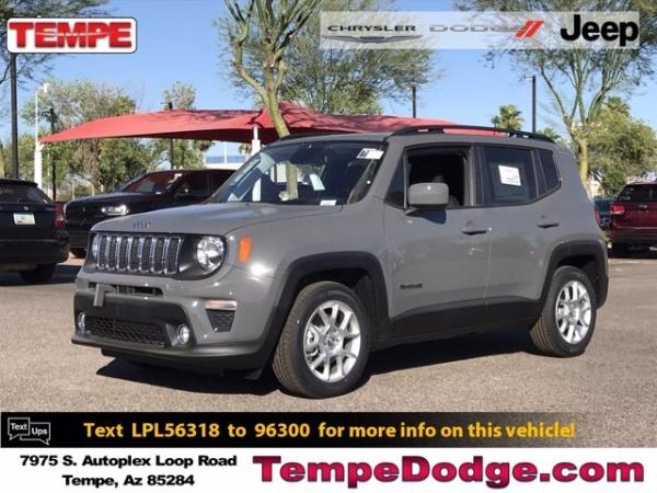 2020 Jeep Renegade in Tempe, AZ