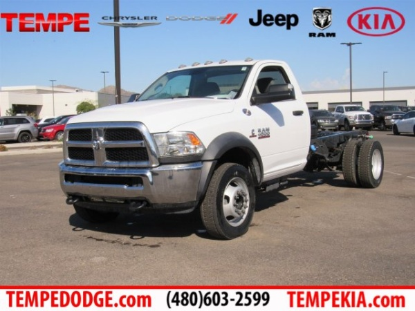 2017 Ram 4500 Chassis Cab in Tempe, AZ
