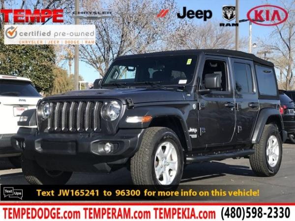 2018 Jeep Wrangler in Tempe, AZ