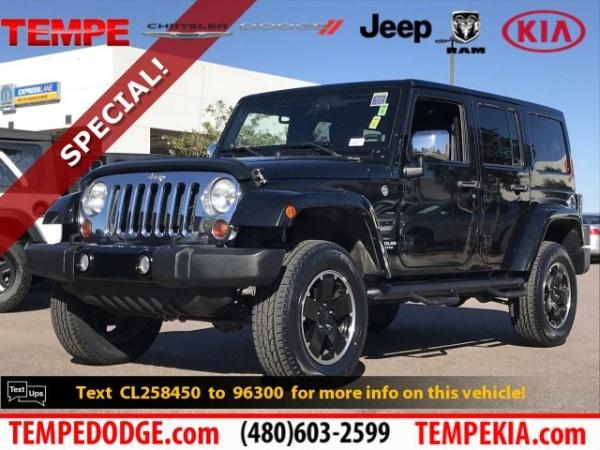 2012 Jeep Wrangler in Tempe, AZ