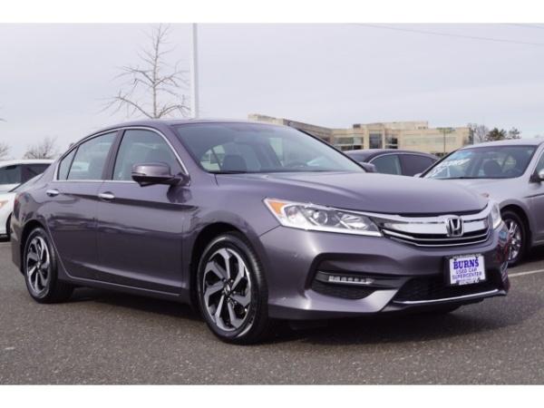 2016 Honda Accord Ex L Sedan I4 Cvt