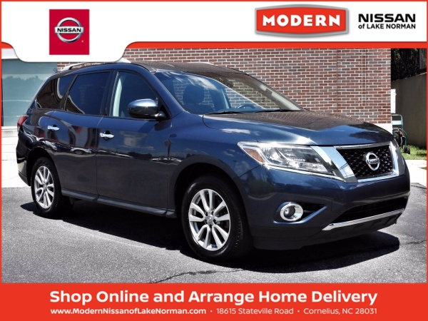 2015 Nissan Pathfinder in Cornelius, NC
