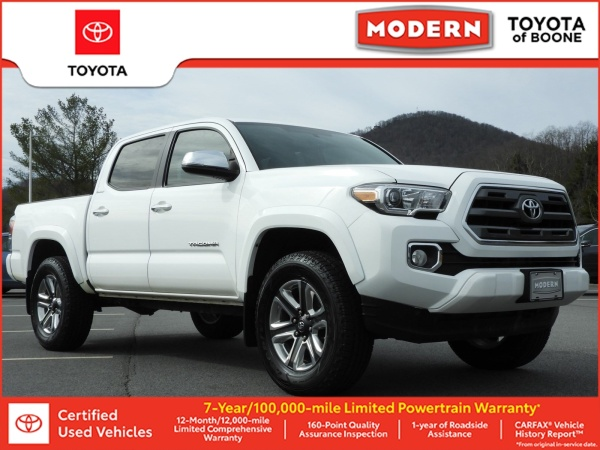 2017 Toyota Tacoma in Boone, NC