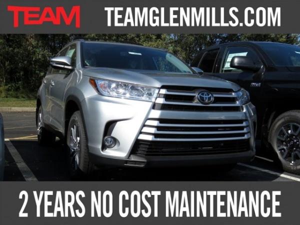 2019 Toyota Highlander in Glen Mills, PA