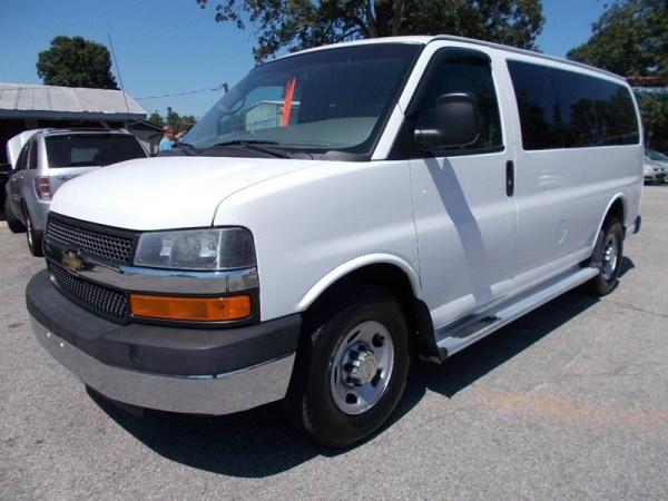 2014 Chevrolet Express LT