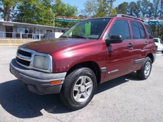 1999 chevy tracker interior