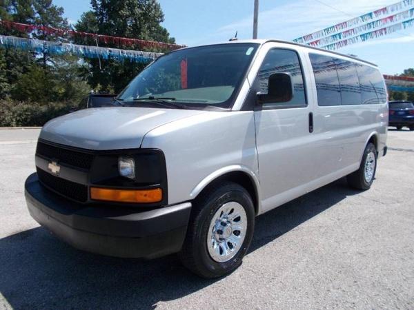 2011 Chevrolet Express LS