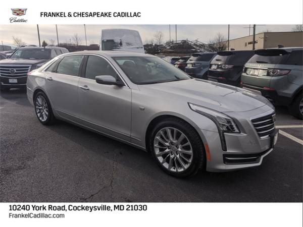 2016 Cadillac CT6 in Cockeysville, MD