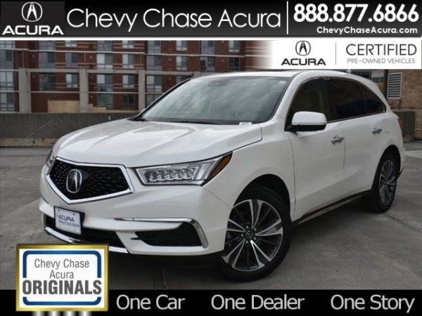 2019 Acura MDX in Bethesda, MD