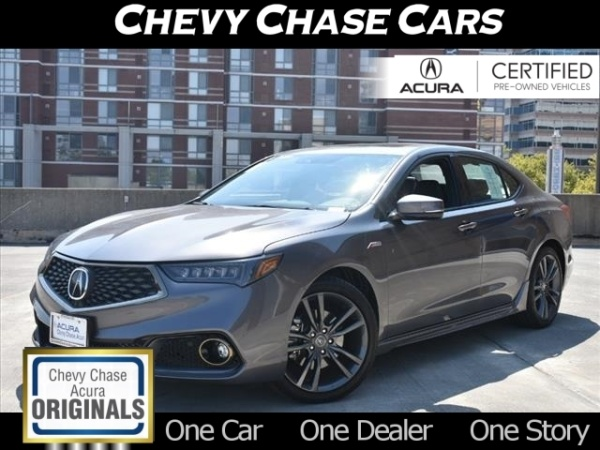 2019 Acura TLX in Bethesda, MD