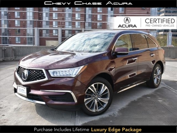 2017 Acura MDX in Bethesda, MD