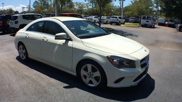 2018 Mercedes-Benz CLA in Gainesville, FL