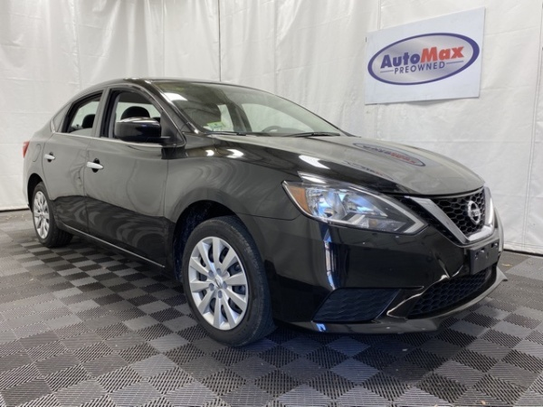 2019 Nissan Sentra in Marlborough, MA