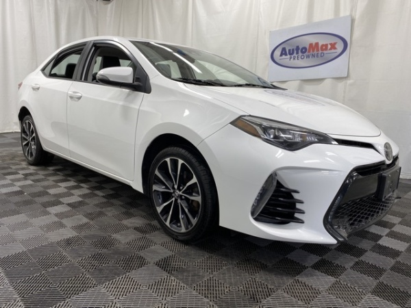 2017 Toyota Corolla in Marlborough, MA