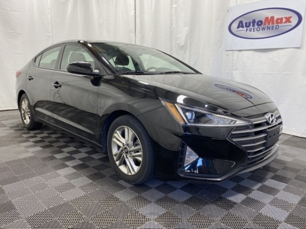 2019 Hyundai Elantra in Marlborough, MA