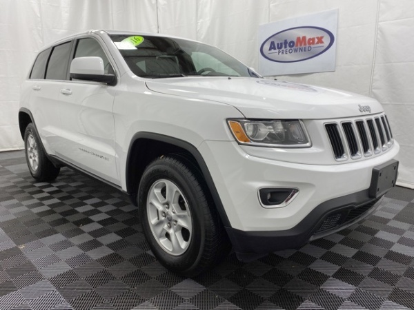 2016 Jeep Grand Cherokee in Marlborough, MA