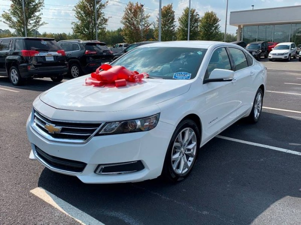 2017 Chevrolet Impala in Monroe, NC