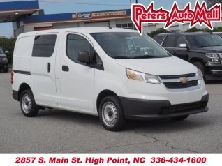 2016 Chevrolet City Express Cargo Van Lt For In High Point Nc