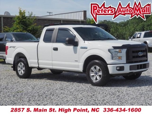 2015 Ford F-150 in High Point, NC