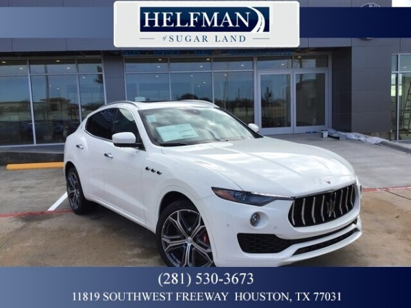 2019 Maserati Levante in Houston, TX