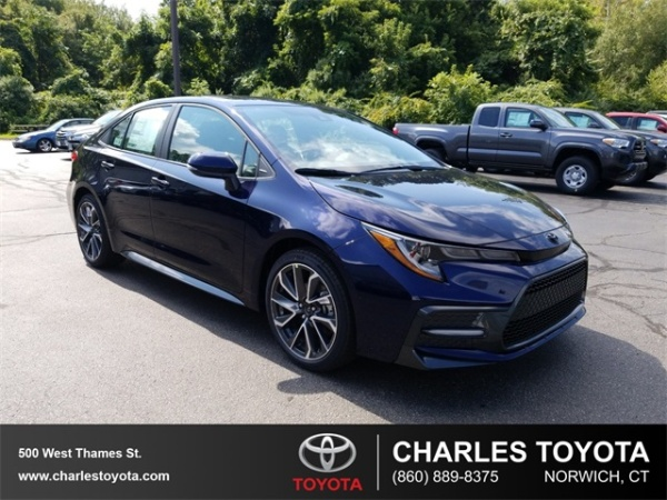 2020 Toyota Corolla in Norwich, CT
