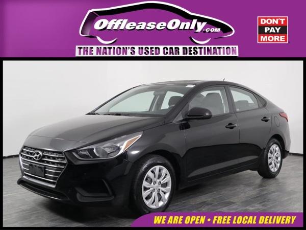 2019 Hyundai Accent in Miami, FL