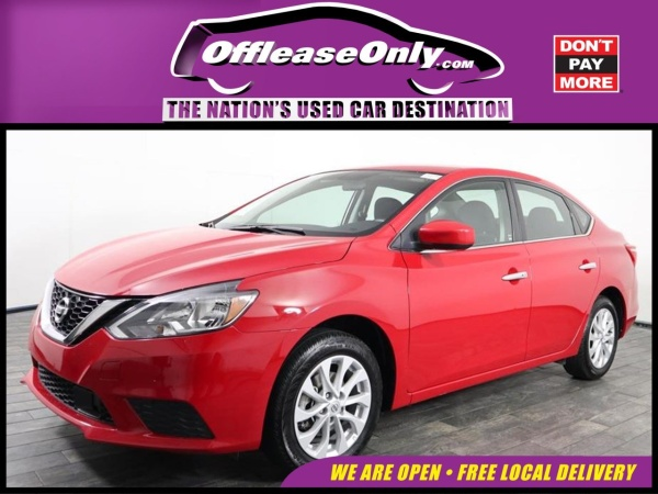2018 Nissan Sentra in Miami, FL