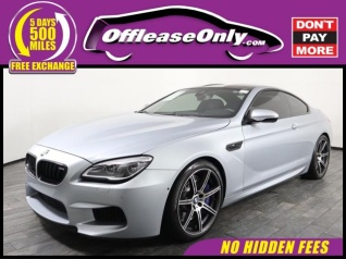 2017 Bmw M6 Coupe For In Miami Fl