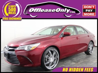 2016 Toyota Camry Le I4 Automatic For In Miami Fl