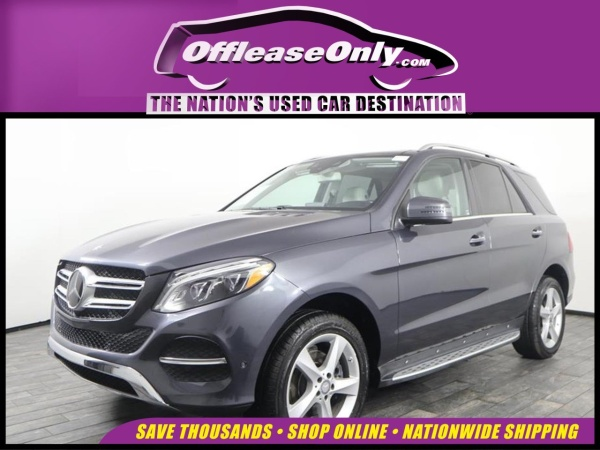 2016 Mercedes-Benz GLE in Miami, FL