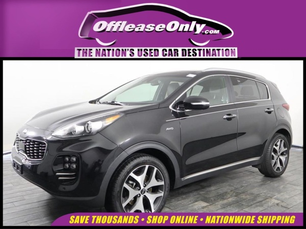 2017 Kia Sportage in Miami, FL
