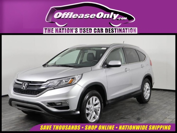 2016 Honda CR-V in Miami, FL