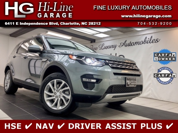 2016 Land Rover Discovery Sport in Charlotte, NC