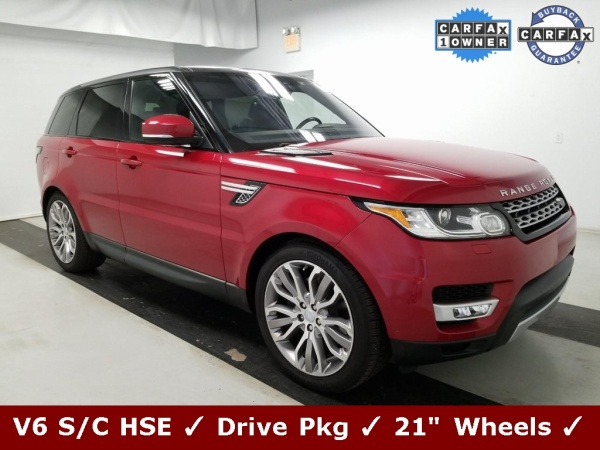 2017 Land Rover Range Rover Sport in Charlotte, NC