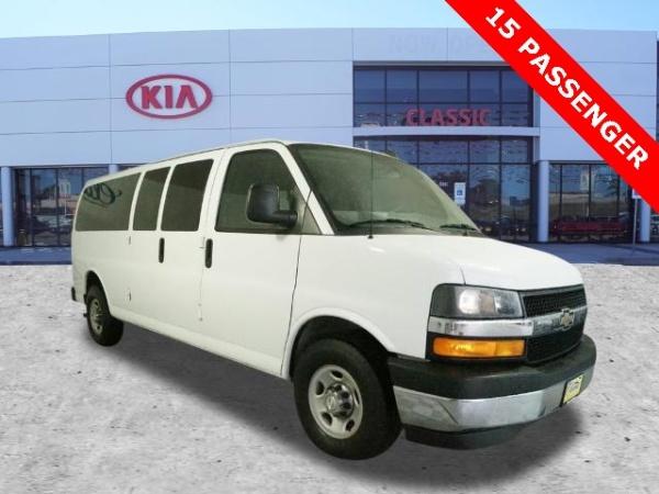 2017 Chevrolet Express Passenger in Beaumont, TX