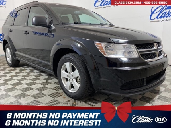 2017 Dodge Journey in Beaumont, TX