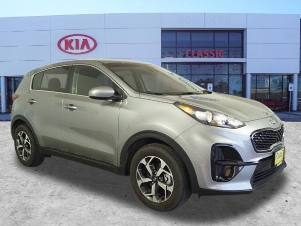 2020 Kia Sportage in Beaumont, TX