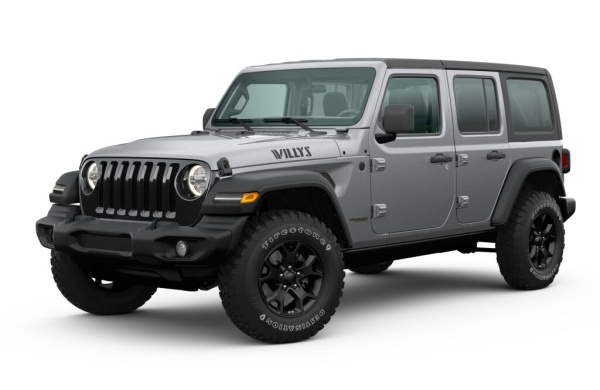 2020 Jeep Wrangler in Decatur, AL