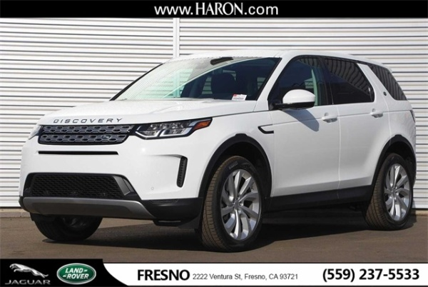 2020 Land Rover Discovery Sport in Fresno, CA